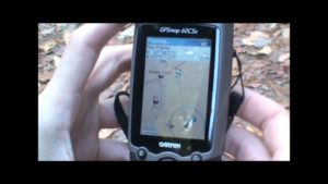 How to use a Garmin GPS to measure distance