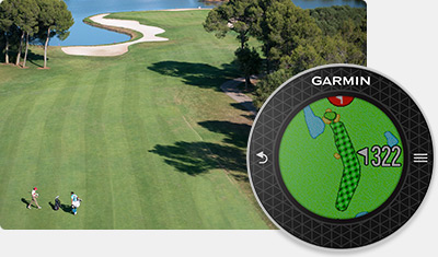 Garmin Golf Course Maps Support Service