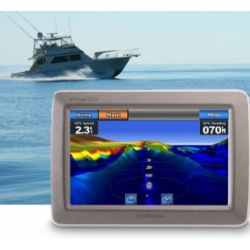 garmin marine maps support